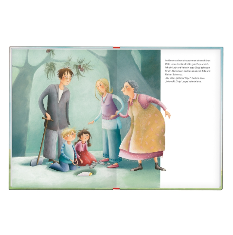 Coppenrath verlag Ein himmel fuer oma kinderbuch 3 jahre