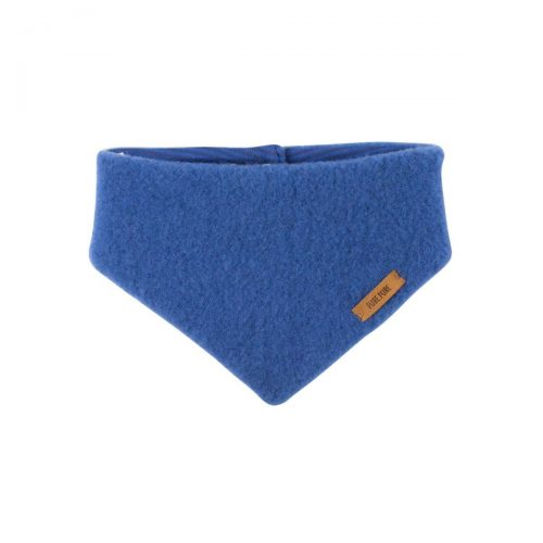 pure-pure Halstuch zum wenden jeansblau aus 100% Merino + BioJersey
