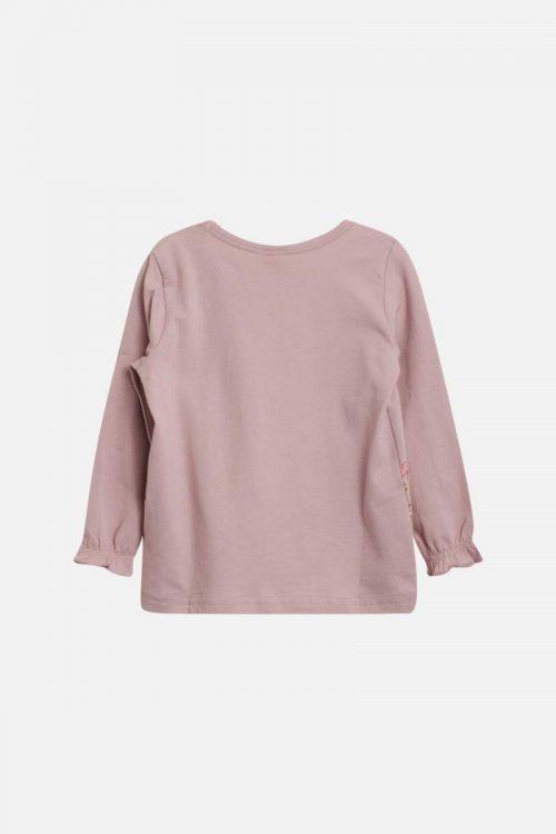 Shirt Ammy von Hust & Claire in violet ice aus 100% Baumwolle