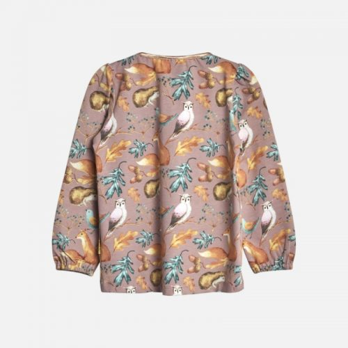 Shirt Annamia von Hust & Claire in shade rose GOTS zertifiziert
