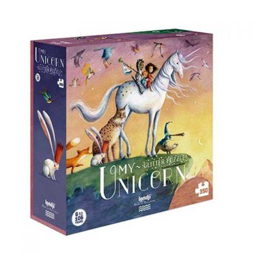 Londji Puzzle: Einhorn - My Unicorn Puzzle