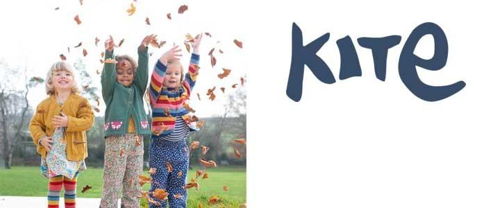 kite kinder Biobekleidung England