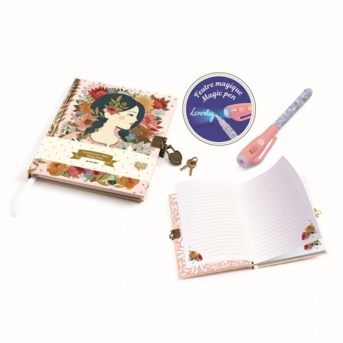 Djeco Tagebuch Oana mit magischen Stift
