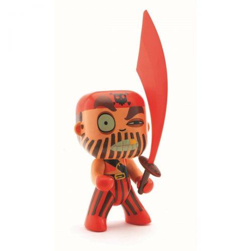 Captain Red Arty Toys von Djeco für Abenteurer ab 3 Jahre