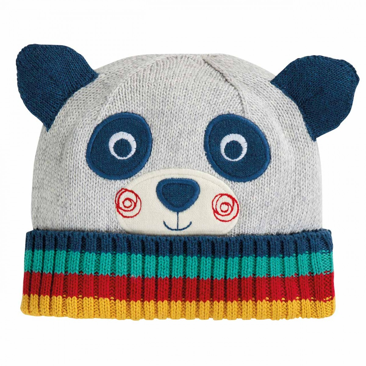 Panda Mütze