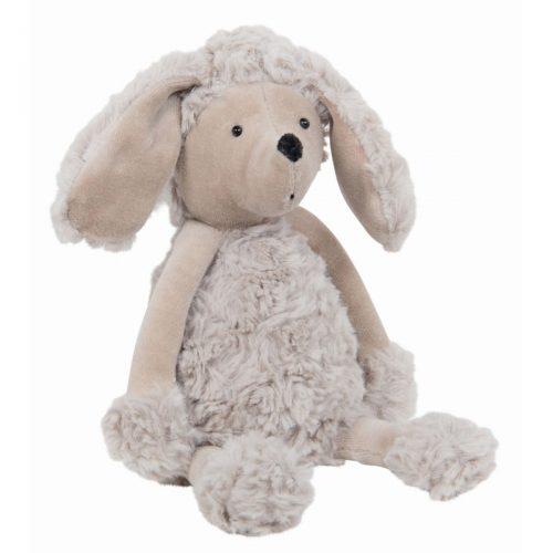 Kuscheltier Hund - Pudel klein in grau von Moulin Roty