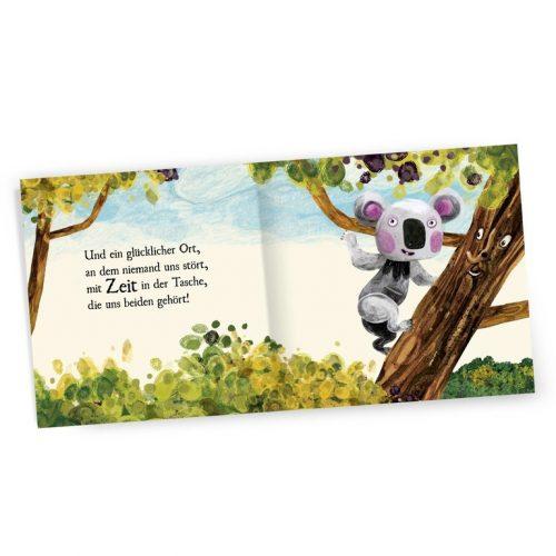 Auf und hinauf - Pappbilderbuch ab 2 Jahren von Affenzahn