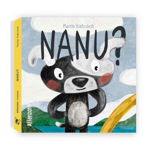 Nanu? Pappbilderbuch für Kinder ab 2 Jahren von Affenzahn