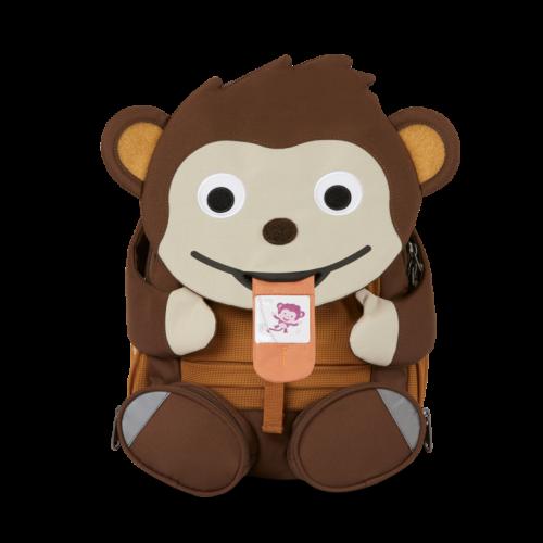 Affenzahn Kinderrucksack Affe gross in braun ab 3-5 Jahren