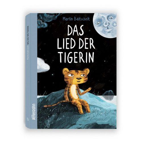 Das Lied der Tigerin - Vorlese- und Bilderbuch ab 4 Jahren von Affenzahn