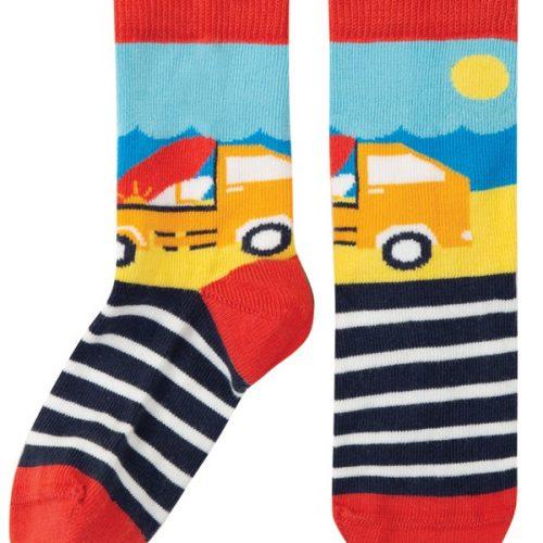 Frugi Socken Truck