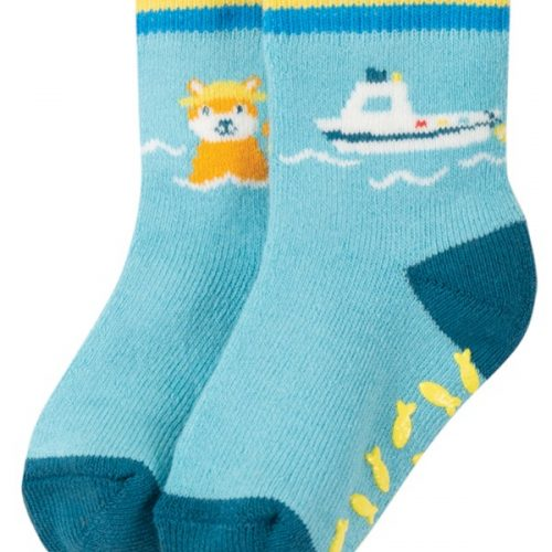 Frugi Stopper-Socken Sully aus Bio-Baumwolle hergestellt