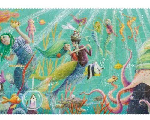 Londji Puzzle: Meerjungfrauen - My Mermaid Puzzle