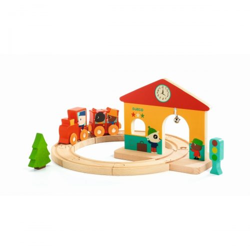 Djeco Mini Train ab 18 Monate