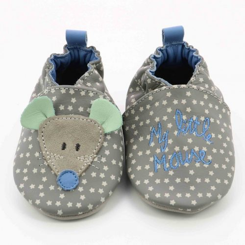 Robeez Krabbelschuhe Little Mouse