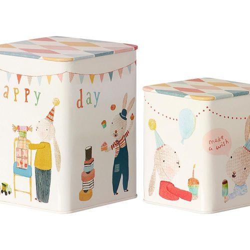 Maileg Boxen Happy Day 2er Set