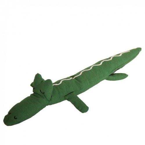 Kuscheltier Krokodil in grün von Roommate H 30 cm