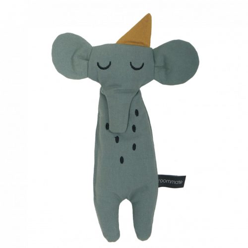 Kuscheltier Elefant in grau von Roommate H 30 cm