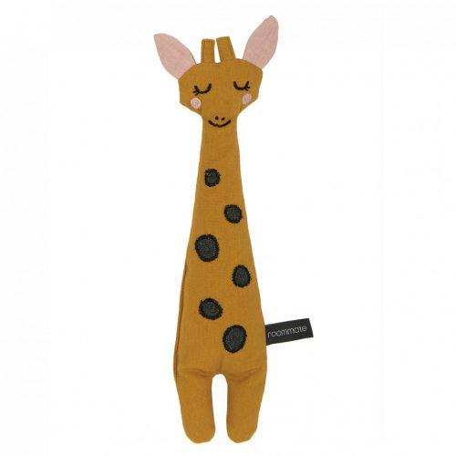 Kuscheltier Giraffe in ocker von Roommate H 30 cm
