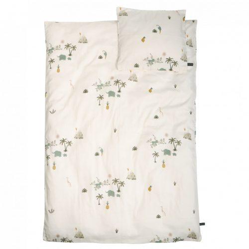 Baby Bettwäsche Tropical von Roommate - 70 x 100 cm und 40 x 45 cm