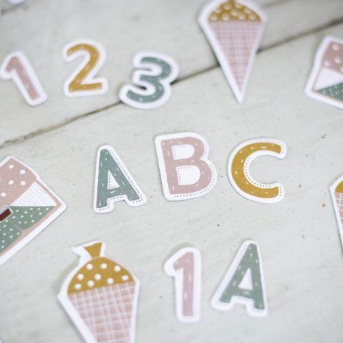 Table Confetti Schulkind von ava&yves