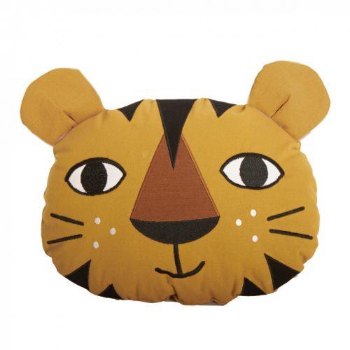 Roommate Kissen Tiger - schönes Geschenk zum Geburtstag