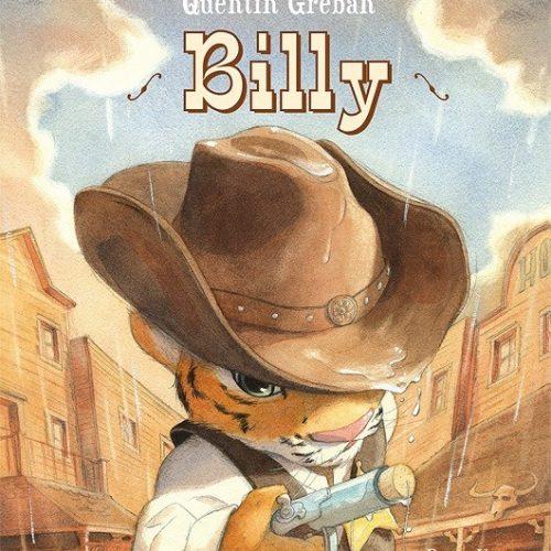 Kinderbuch Billy .. über einen unerschrockenen Helden, der an sich glaubt..