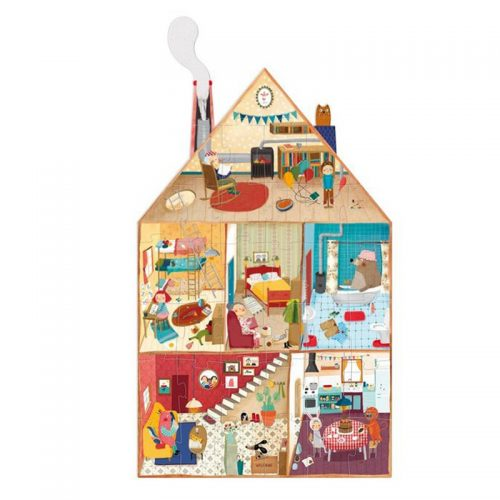 Londji Puzzle: Welcome to my home
