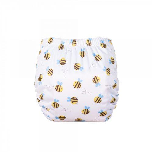 TotsBots Easyfit Star Buzzy Bee - AiO Stoffwindel