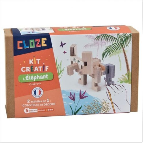 CLOZE - Workshop Elefant