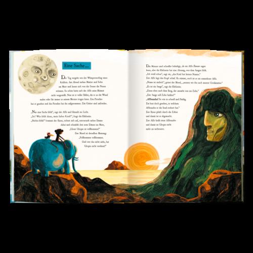 Affenzahn - Der Drachenfrosch - Kinderbuch ab 6 Jahre