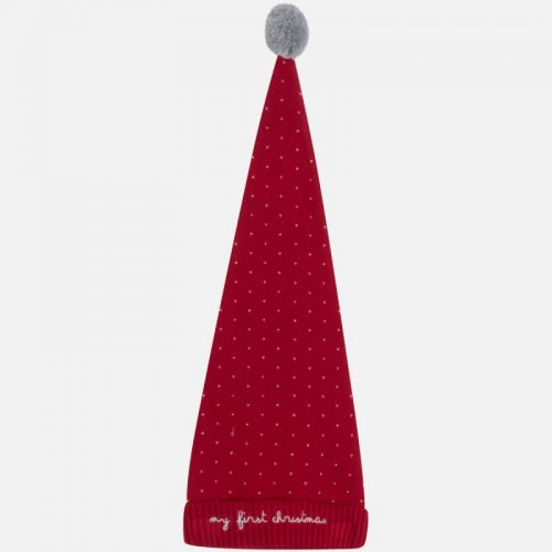 Zwergen-Mütze Fritzie in rot von Hust & Claire