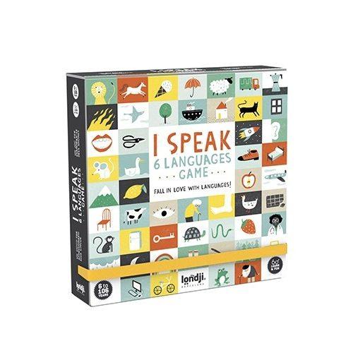 Londji Vokabeltrainer - Ich spreche 6 Sprachen