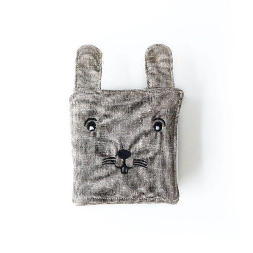 Wee Gallery Soft Book Nette Gesichter im Wald mit Knistergräuschen