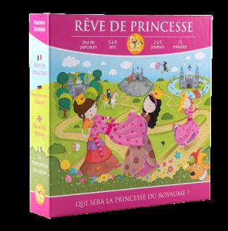 Gesellschaftsspiel - Prinzessinnen-Traum - ab 5 Jahre - Kooperation