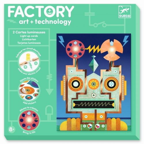 Djeco Factory - Cyborgs