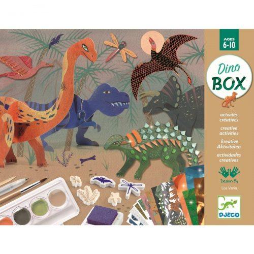 Djeco Dino-Box - Die Welt der Dinosaurier