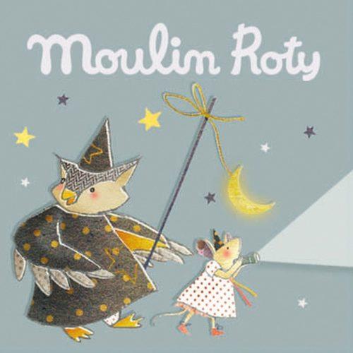 Moulin Roty Zubehör für Geschichten-Taschenlampe Il était une fois