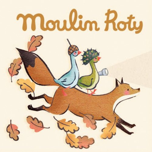 Moulin Roty Zubehör für Geschichten-Taschenlampe Le voyage d'Olga