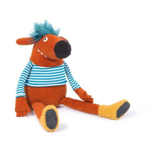 Kuscheltier Hund Pidou 48 cm von Moulin Roty aus Serie Les schmouks