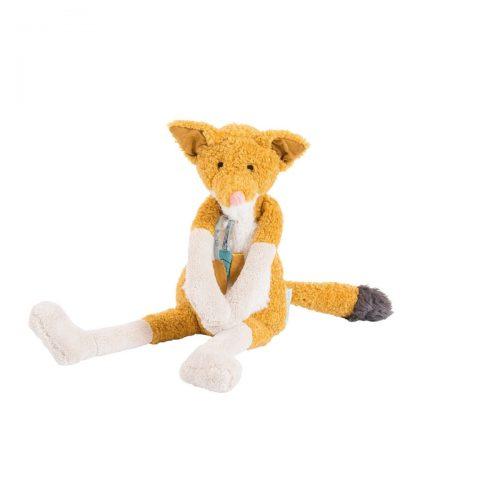 Kuscheltier kleiner Fuchs Chaussette von Moulin Roty