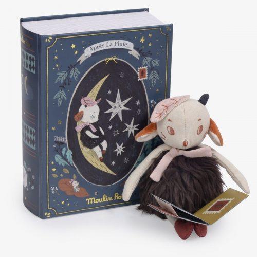 "Moulin Roty Gute Nacht Buch ""Apres la pluie"""