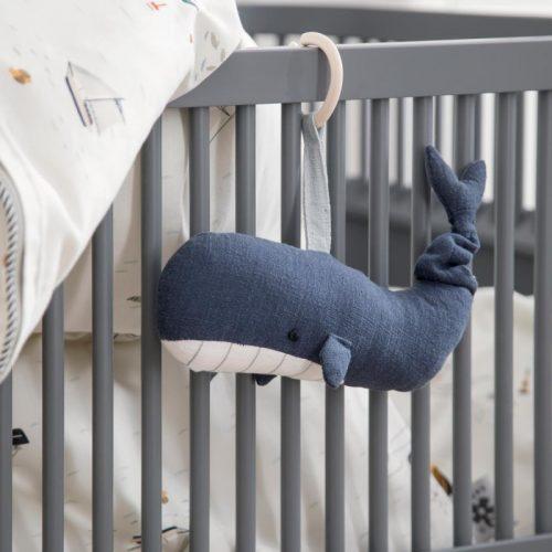 Sebra Spieluhr BlauWal Marion - schönes Geschenk zur Geburt