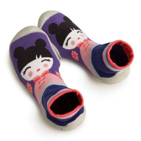 Collegien Hausschuhe Little Geisha