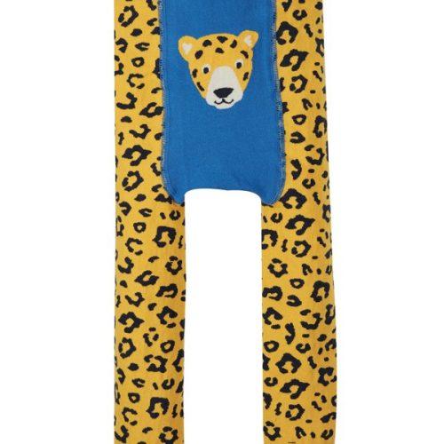 Frugi Leggings Leopard