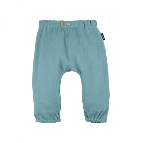 Baby-Sommerhose lang in minty ice von pure-pure by Bauer