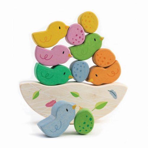Balancierspiel Vögel von Tender Leaf Toys