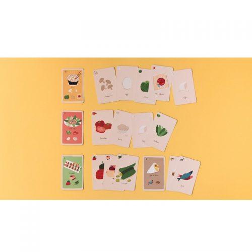 Londji Kartenspiel In der Küche für Kinder ab 7 Jahre