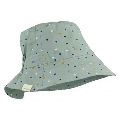 Liewood Sonnenhut Confetti Peppermint - passend zu vielen Outfits