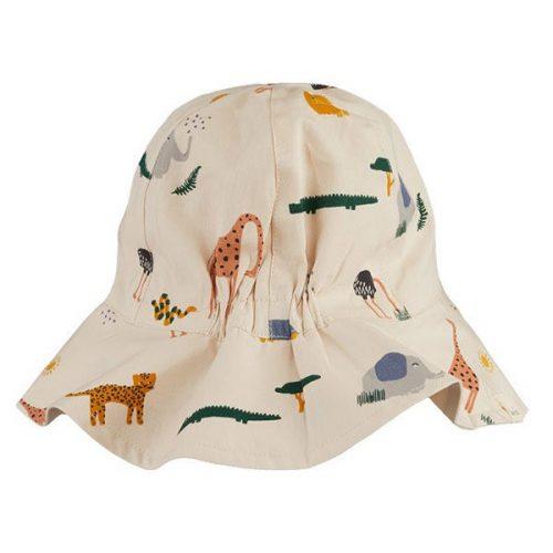 Liewood Sonnenhut Safari - passend zu vielen sommerlichen Outfits